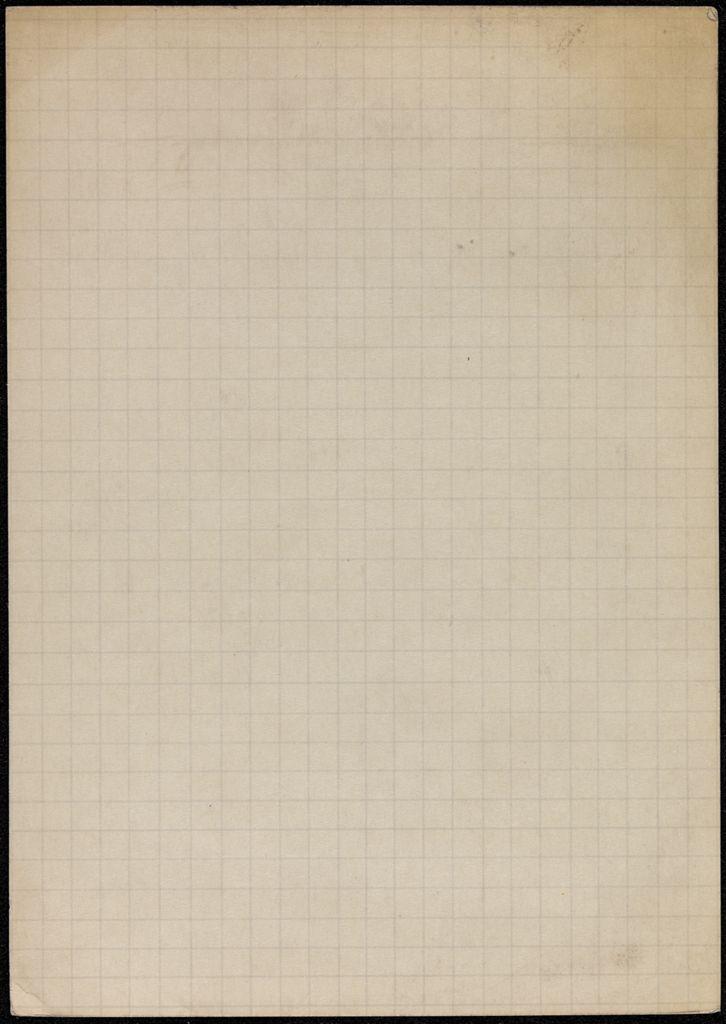 William Bird Blank card (large view)