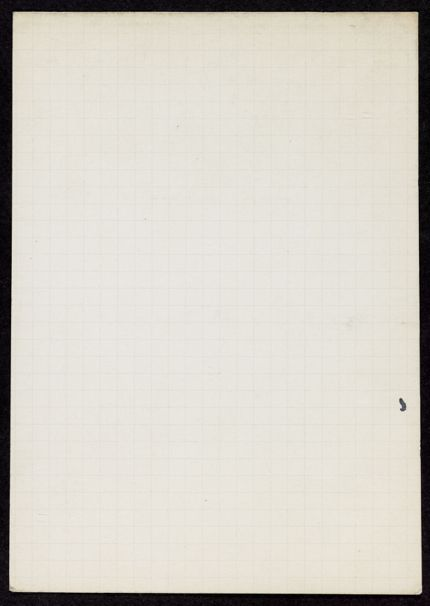 Mme Schueller Blank card