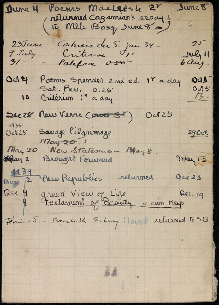 Louis Bonnerot 1934 – 1940 card (large view)