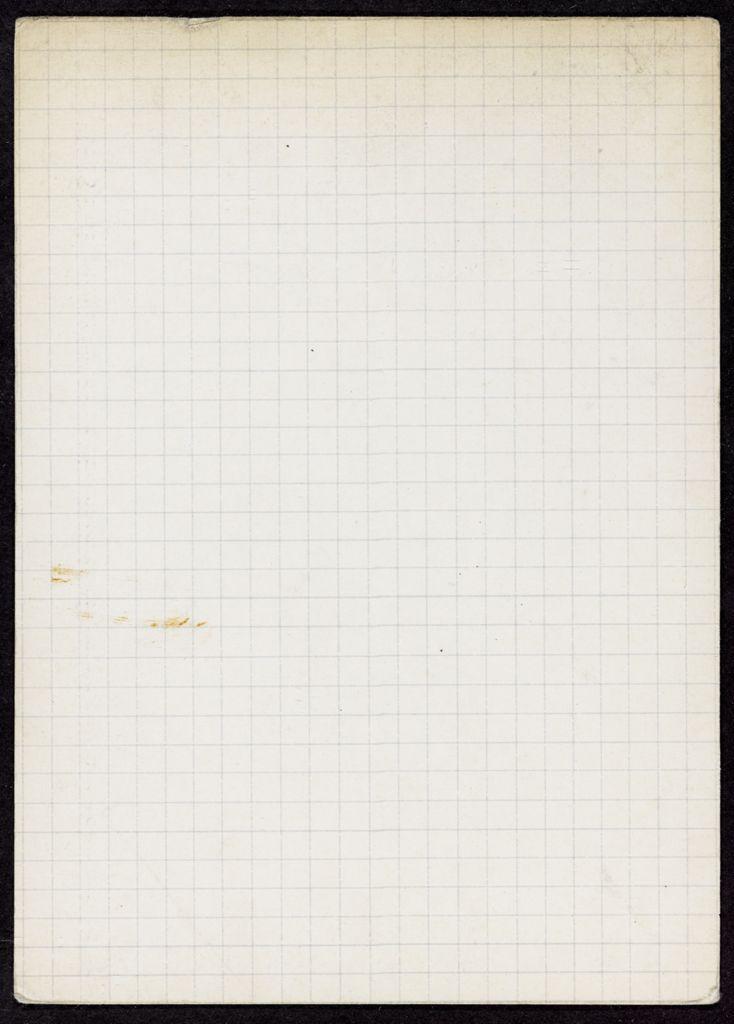Harry E. Winner Blank card (large view)