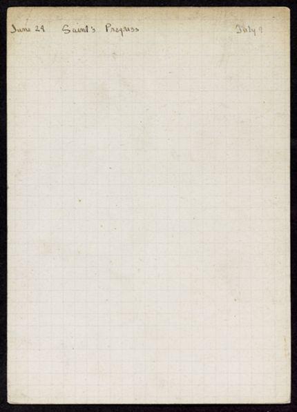Netta Syrett 1920 card