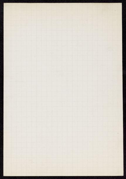 Anne Desclos Blank card