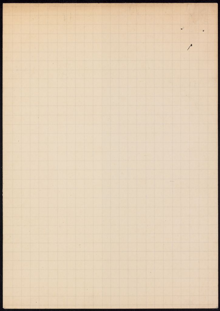 Louis Gillet Blank card (large view)