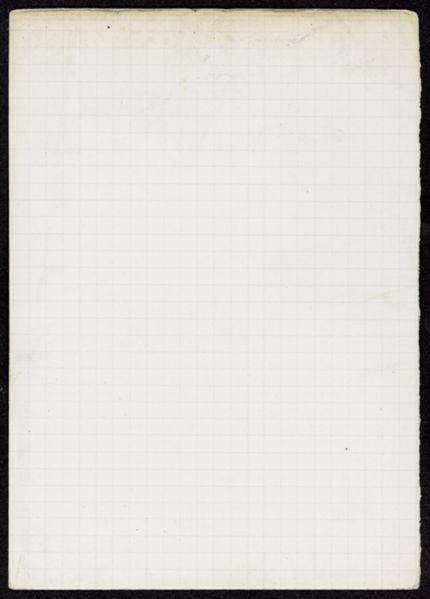 Ada MacLeish Blank card