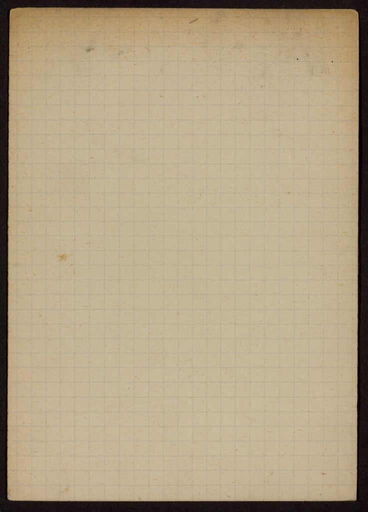 John Rodker Blank card (large view)