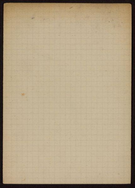 John Rodker Blank card
