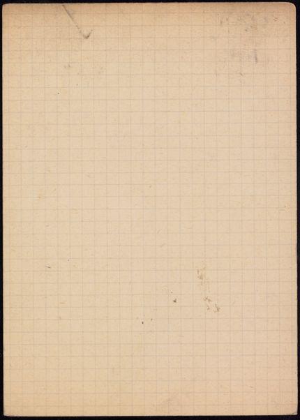 Valery Larbaud Blank card