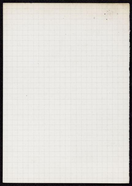 Mrs. Sage Blank card