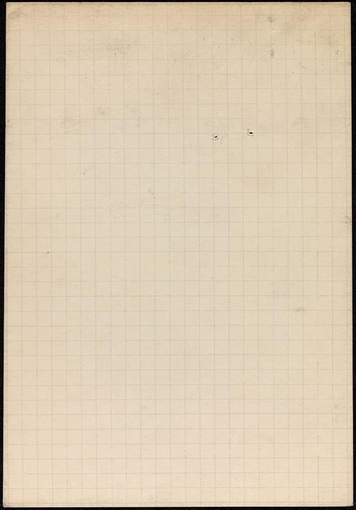 Ella Cassaigne Blank card (large view)