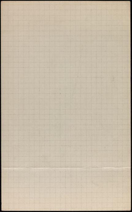 Lionel Bedouret Blank card