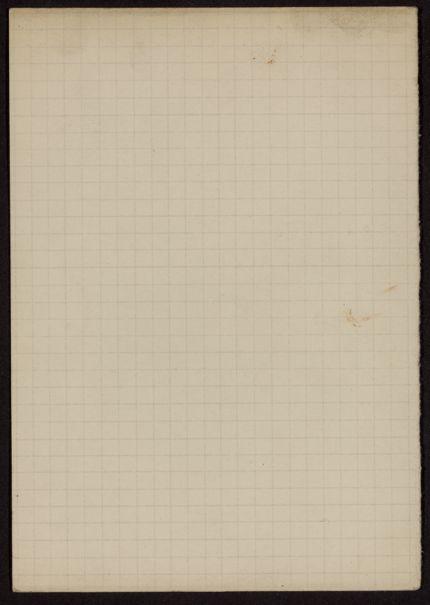Mary Newton Upton Blank card