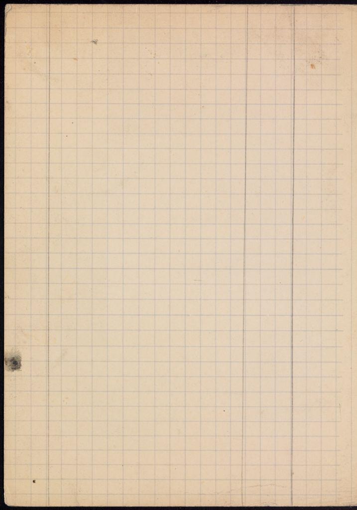Guy de Pourtales Blank card (large view)