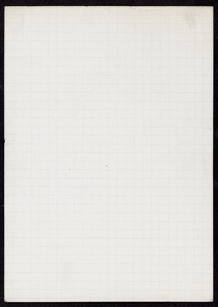 Catherine Yarrow Blank card (large view)