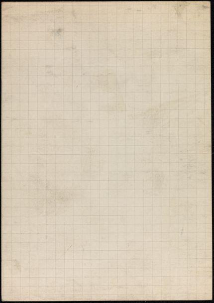 Odile Brull Blank card