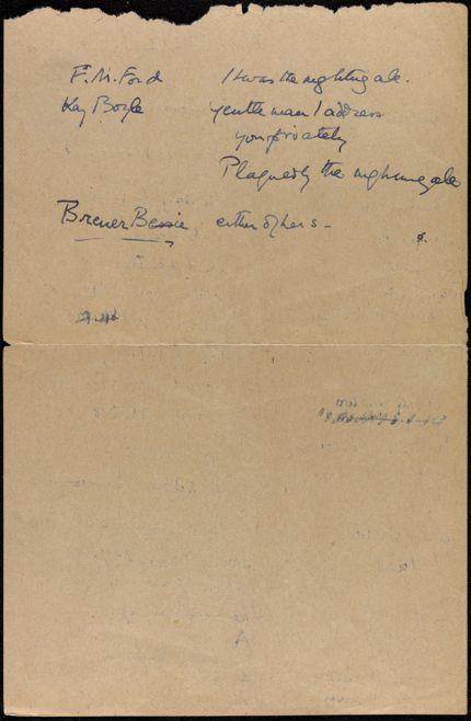 Agnes Claudius Unknown card