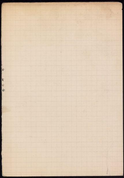 Stuart Gilbert Blank card