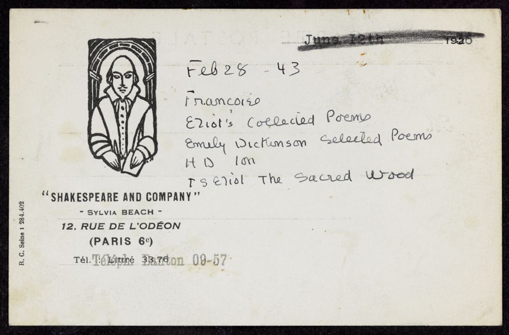 Pierre Denis Unknown card (large view)