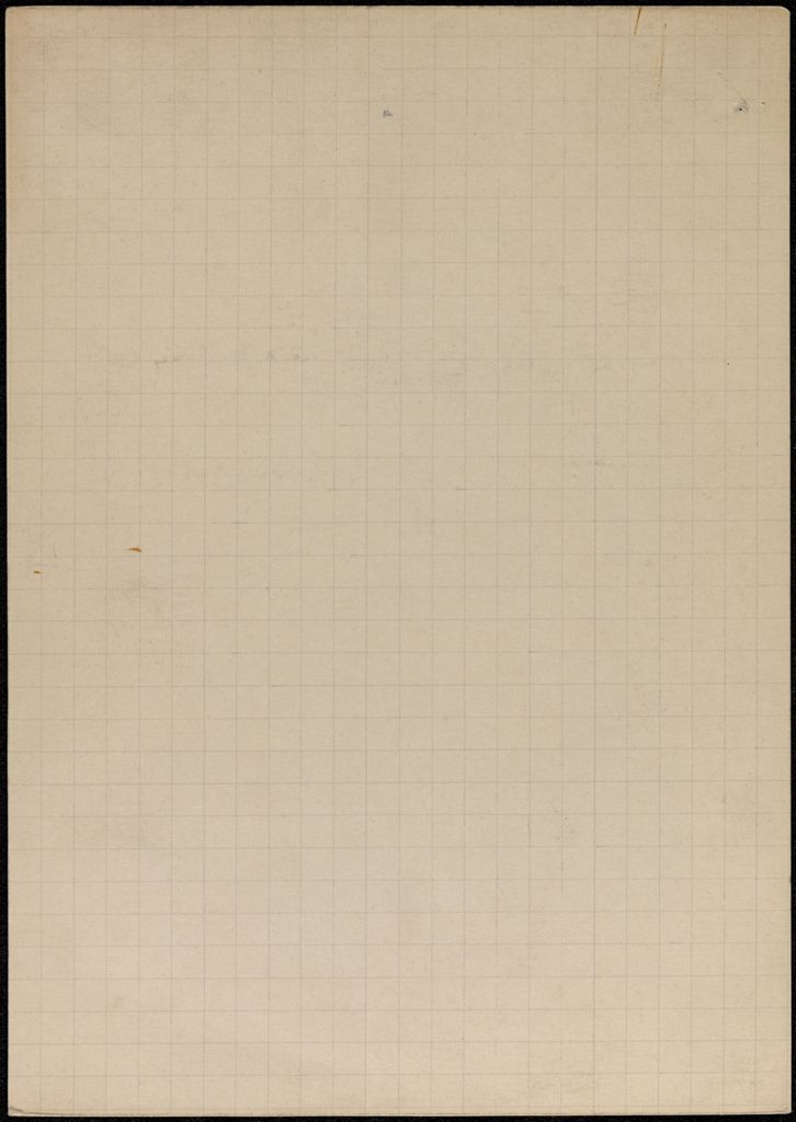 Helen Baldwin Blank card (large view)