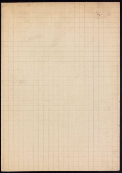 Mme Pfiffer Blank card