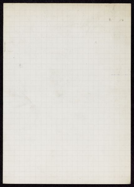 Donald Duff Blank card