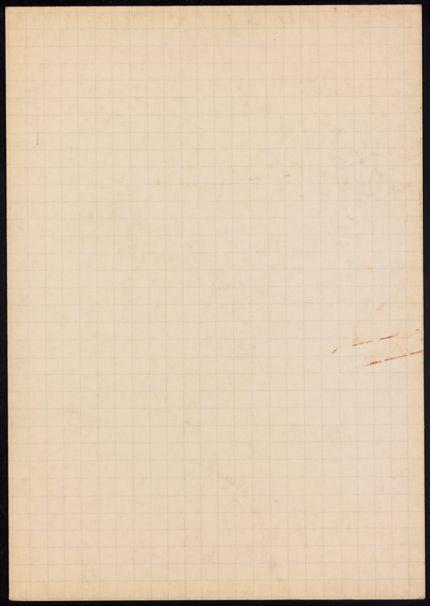 William Gray Blank card