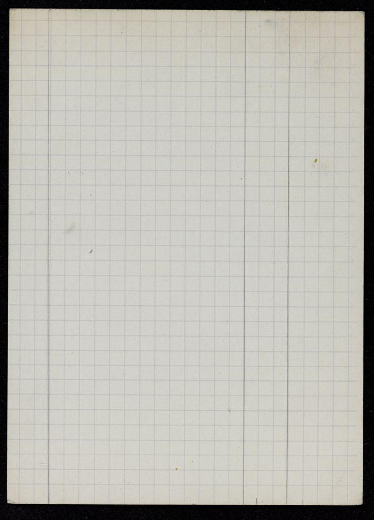 M. van Ller Blank card (large view)