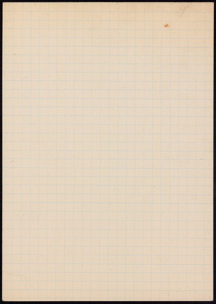 Jeanne Hebant Blank card (large view)