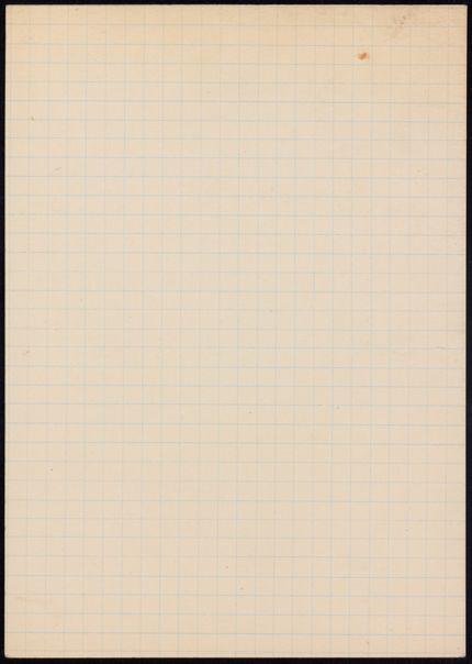 Jeanne Hebant Blank card