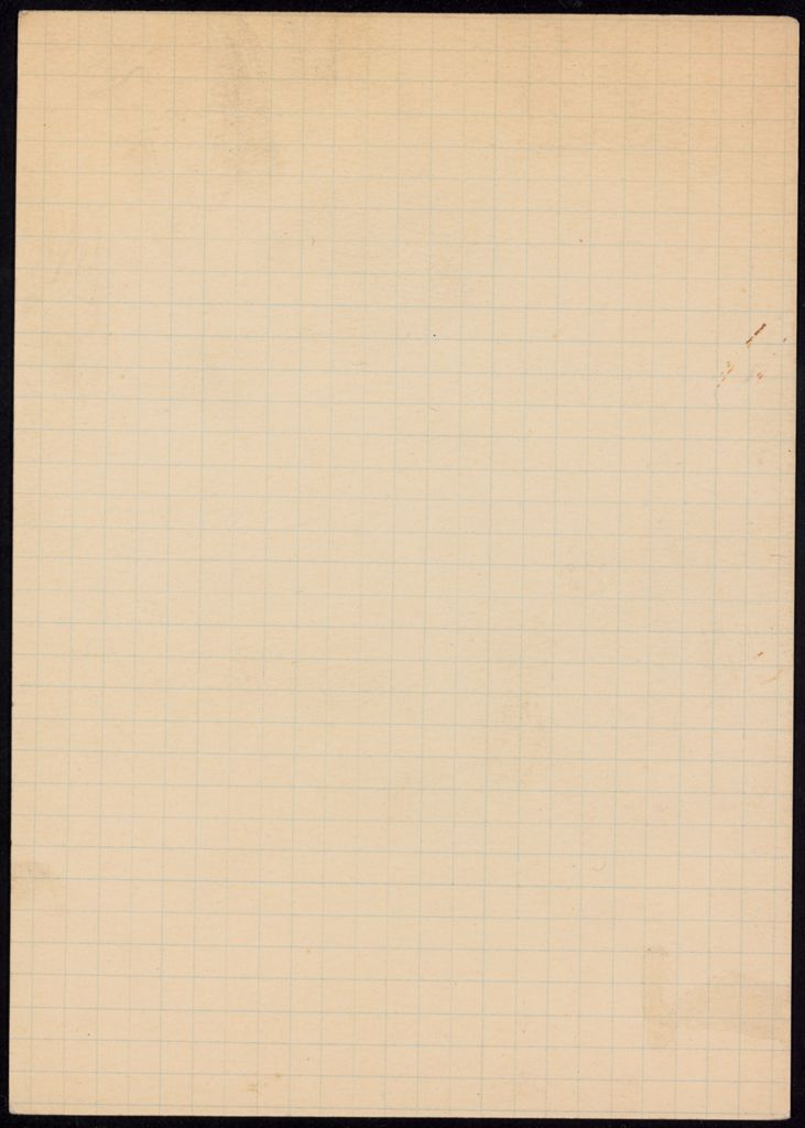 Bernard Hommel Blank card (large view)