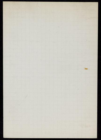 Natalie Walker Blank card