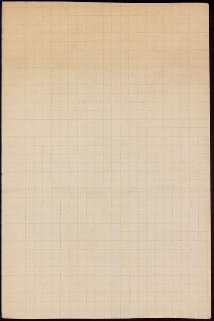 Georgette Henry Blank card