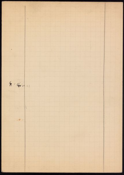 Jean Pasquier Blank card