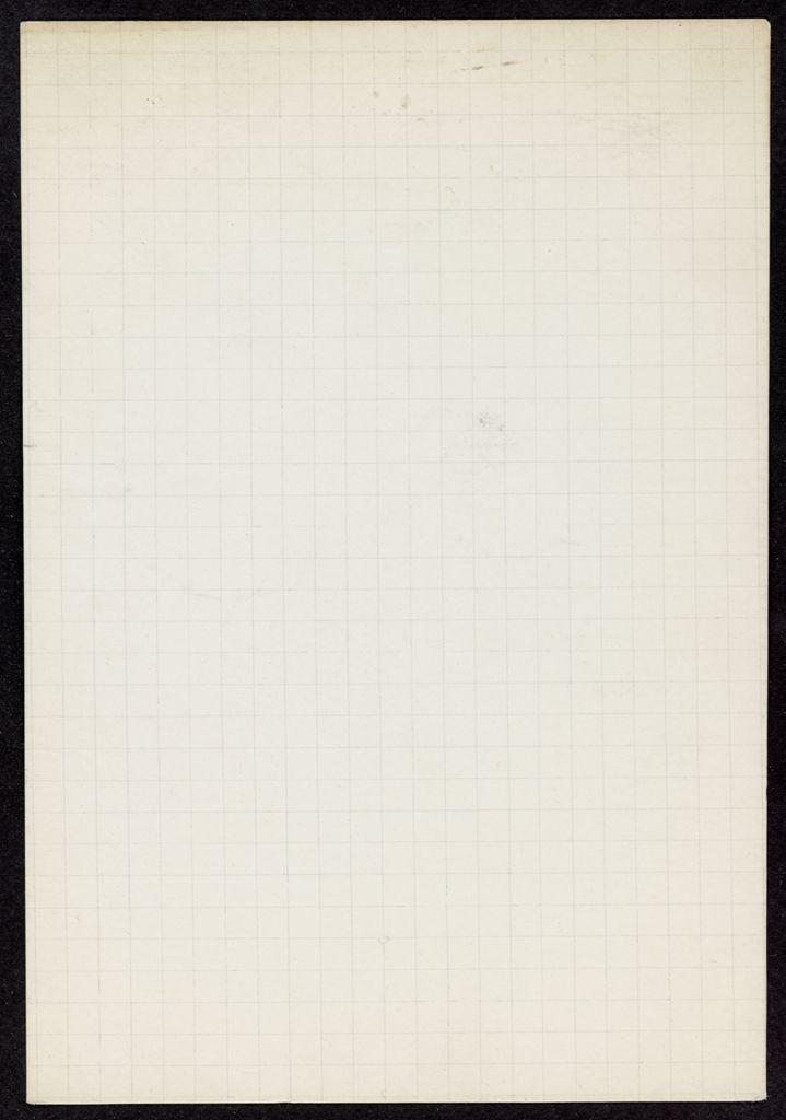 Cécile de Montricher Blank card (large view)