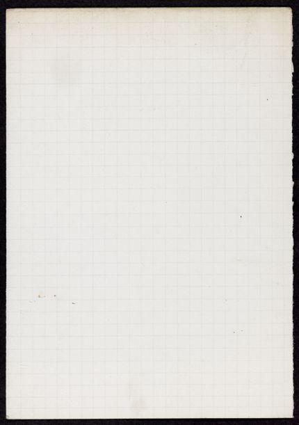 Barbara F. Sessions Blank card