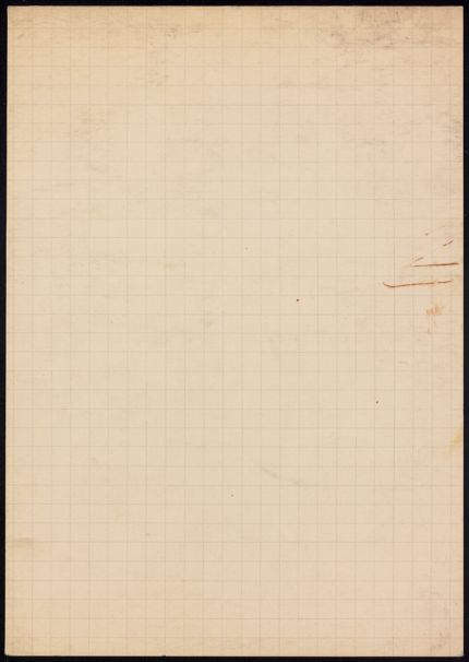 Ford Madox Ford Blank card