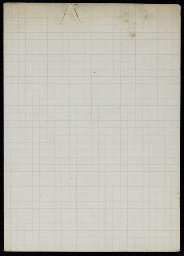 John Varney Blank card (large view)