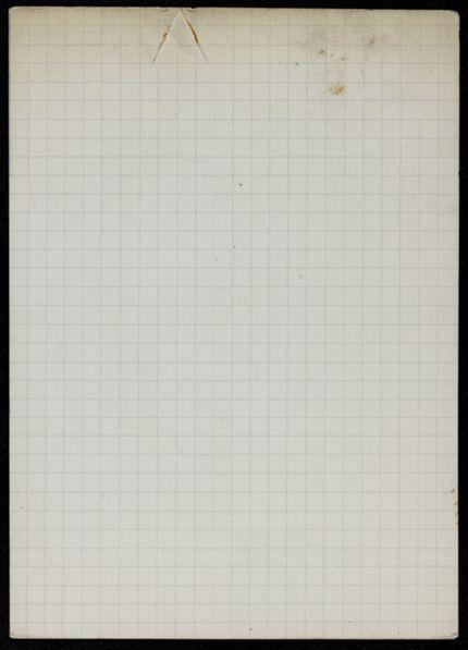 John Varney Blank card
