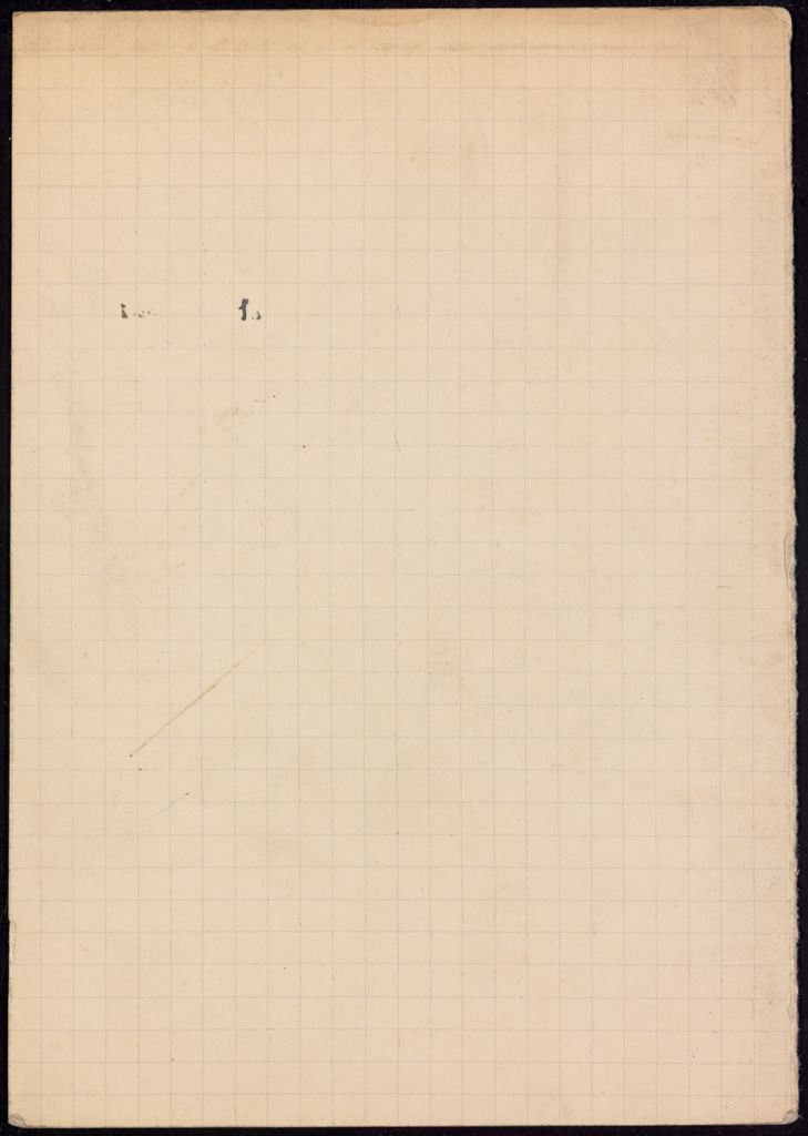 Ludwig Lewisohn Blank card (large view)