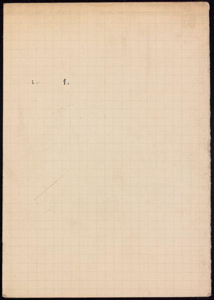 Ludwig Lewisohn Blank card