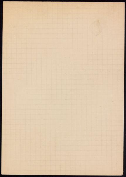 Constance de Lubersac Blank card