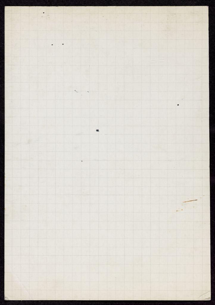 Mme Jean Seillière Blank card (large view)