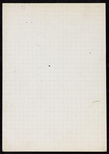 Mme Jean Seillière Blank card