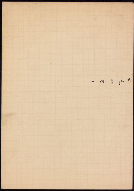 Marie Levinson Blank card