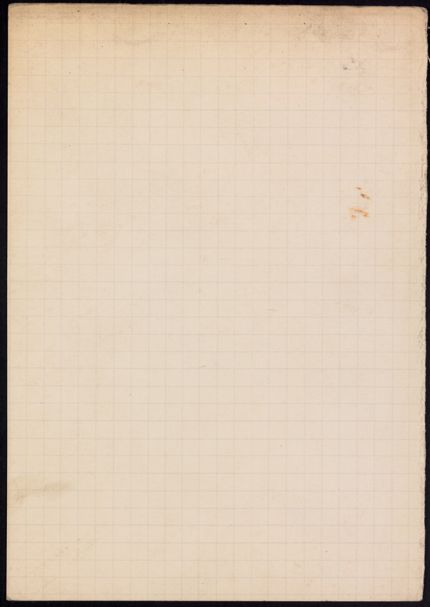 Jean Prévost Blank card