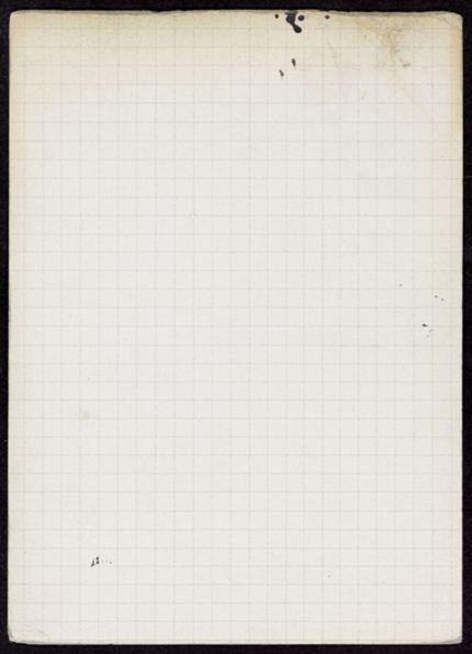 Dudley Murphy Blank card