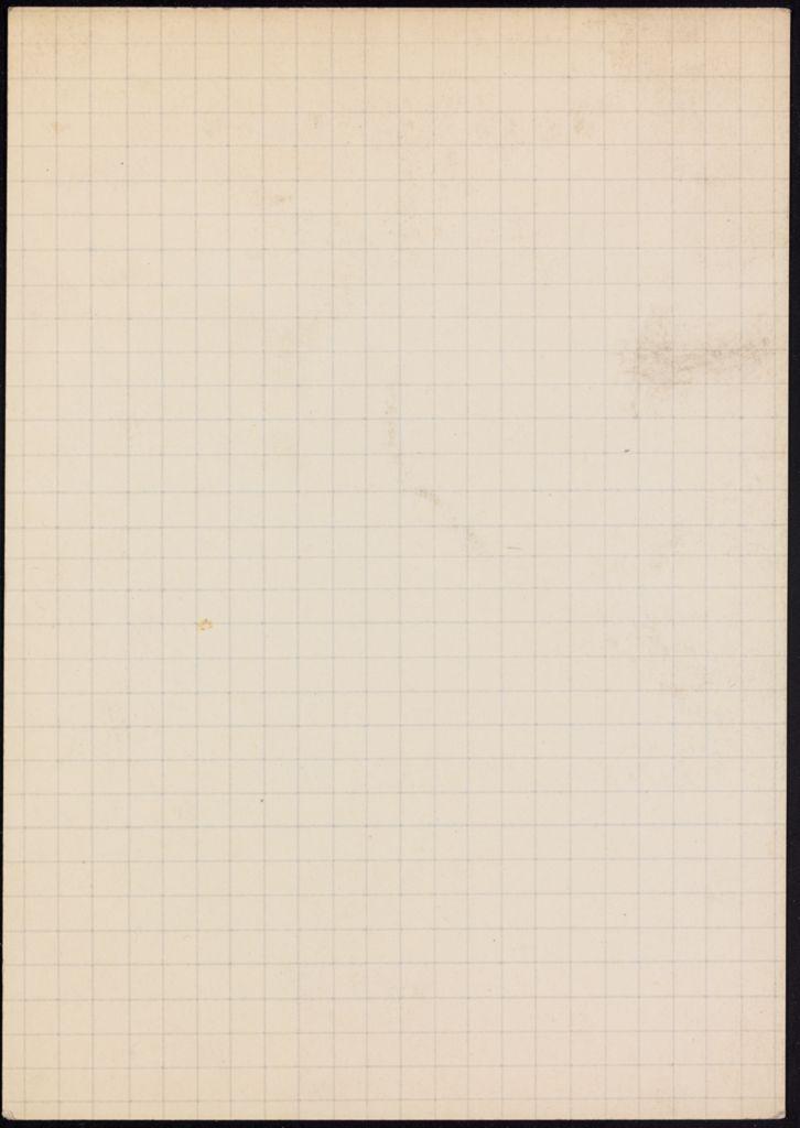 Michael Poorilz Blank card (large view)