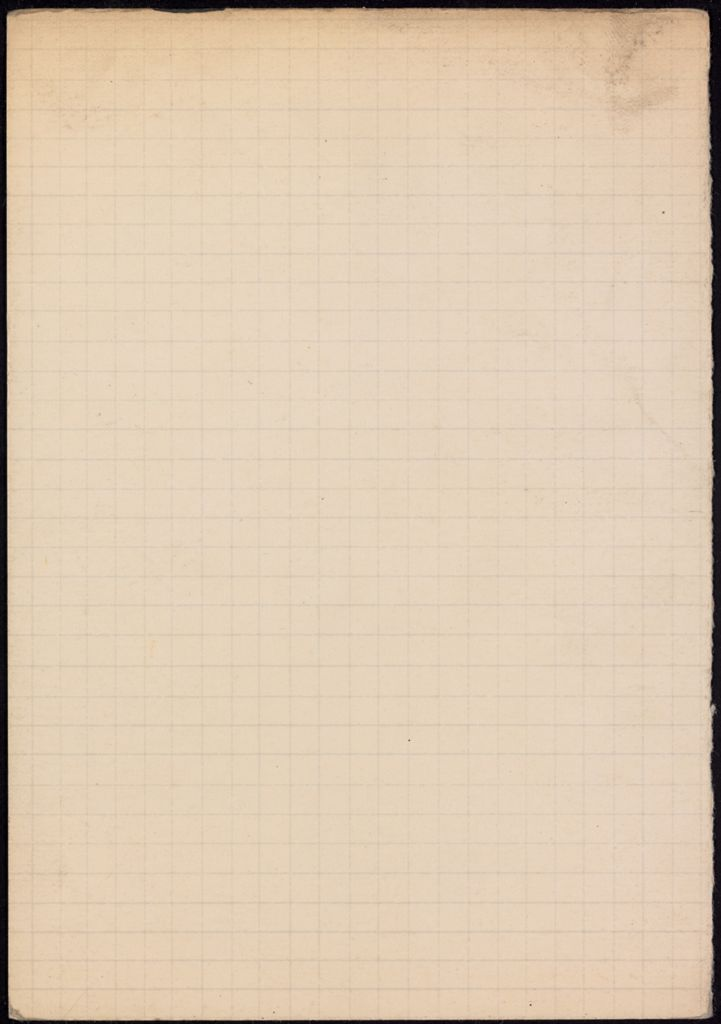 F. King Blank card (large view)