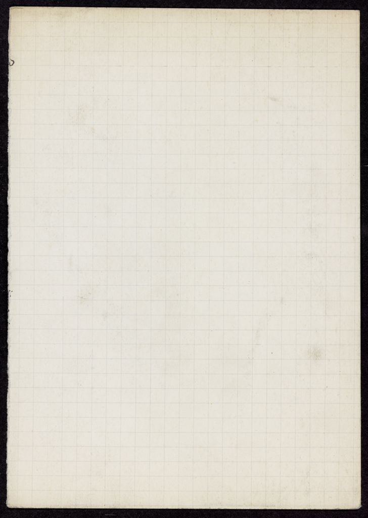 Marie Antoinette Dupré Blank card (large view)