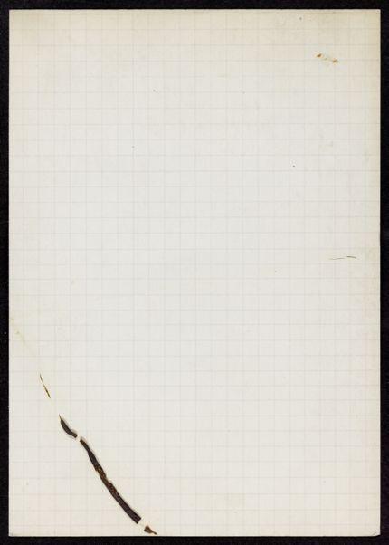 Marcelle de Manziarly Blank card