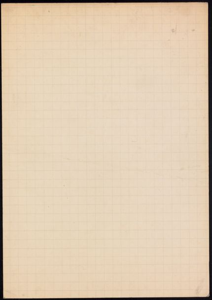 Marquis Pagan Blank card